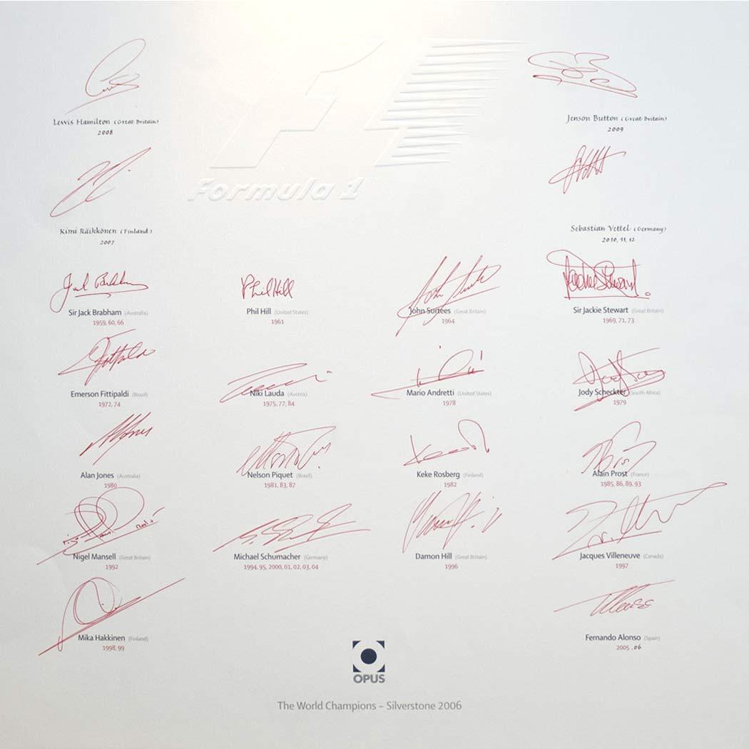 f1-signatures
