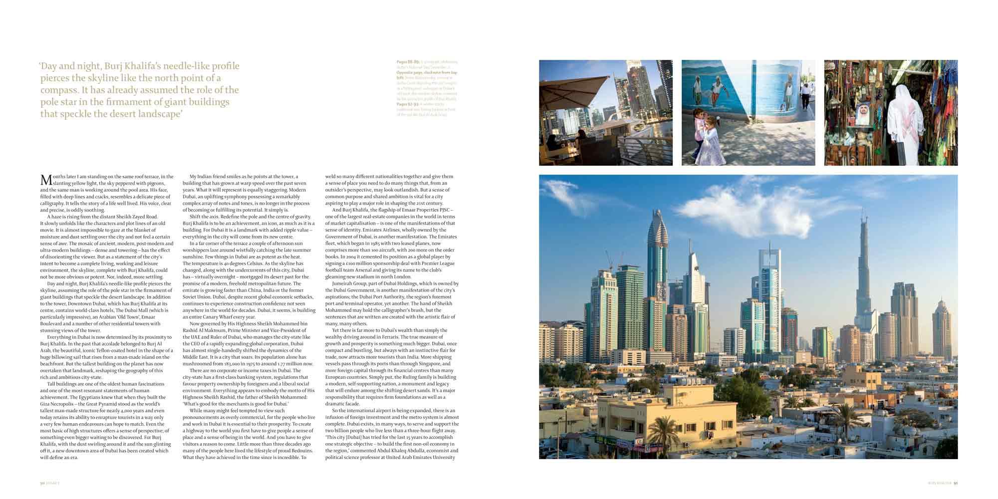 The Official Burj Khalifa Opus | Opus
