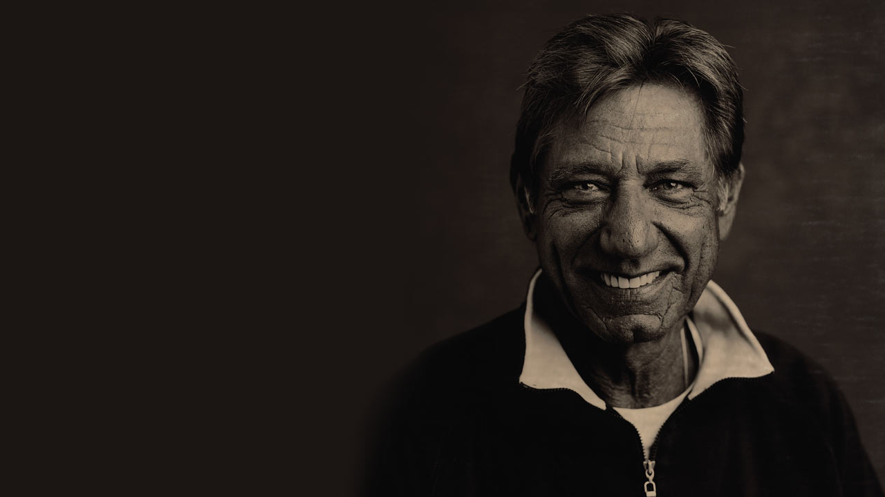 Joe Namath - Super Bowl III MVP Portrait