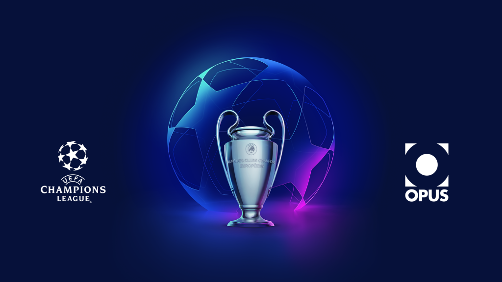 uefa champions league opus announcement opus